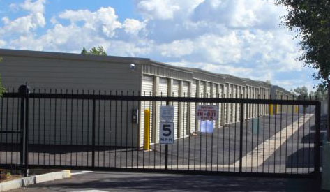 Clean Safe Secure Storage Units